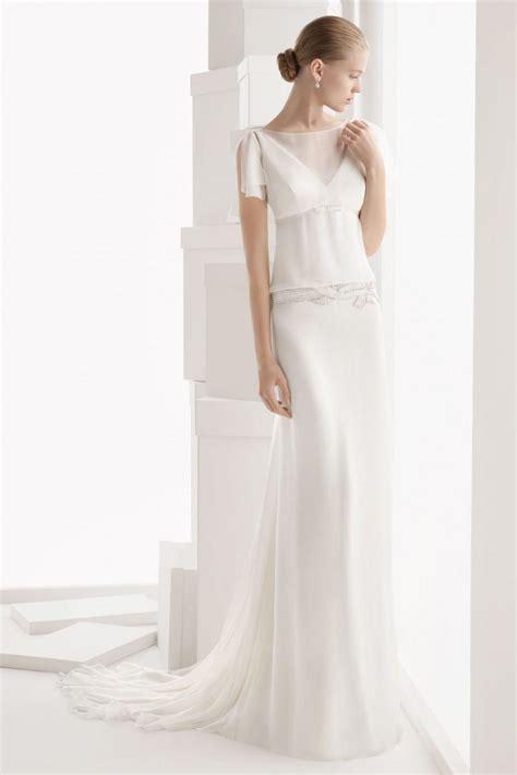 chiffon draping wedding elegant draping sheer v neck chiffon cheap wedding dress