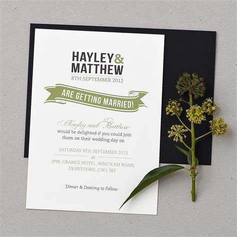 rubber st wedding invitation weddings product categories doodlelove