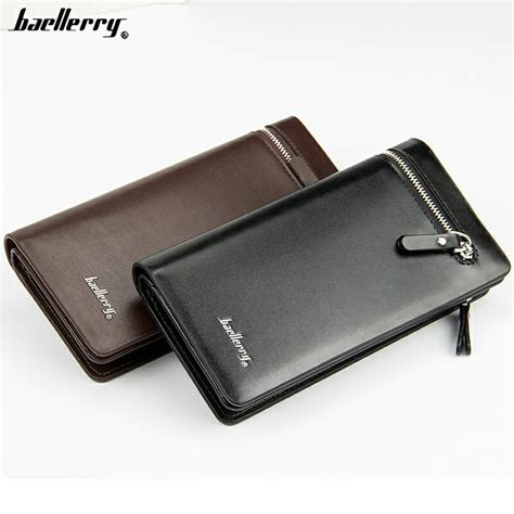 Wallet Import Hongkong Luyida Limited 1 new s pu leather card receipt holder organizer