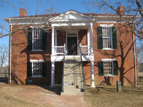 Mansion Global by Historic Structures At Appomattox Court House Appomattox