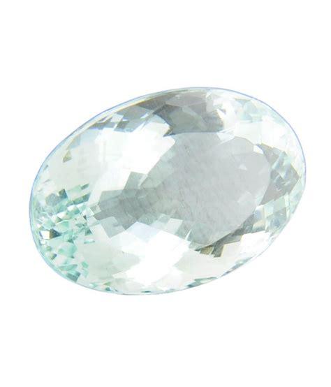 barishh oval shaped aquamarine gemstone 9 50 ratti buy