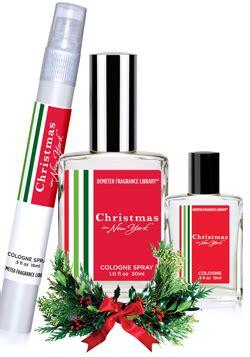 demeter christmas in new york 2009 new fragrance the