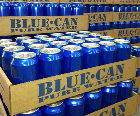 blue i can blue can 50 year shelf water quake kit