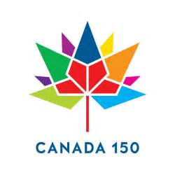Image result for Canada 150 logo