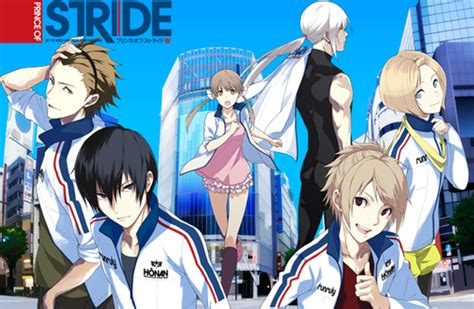 The Prince Of Light Novels 2 oxt single strider s high preview revealed op anime prince of stride alternative