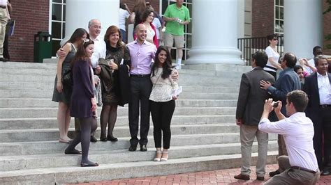 Day In The Of A Harvard Mba Student by Harvard Business School 2012 Class Day Ceremony