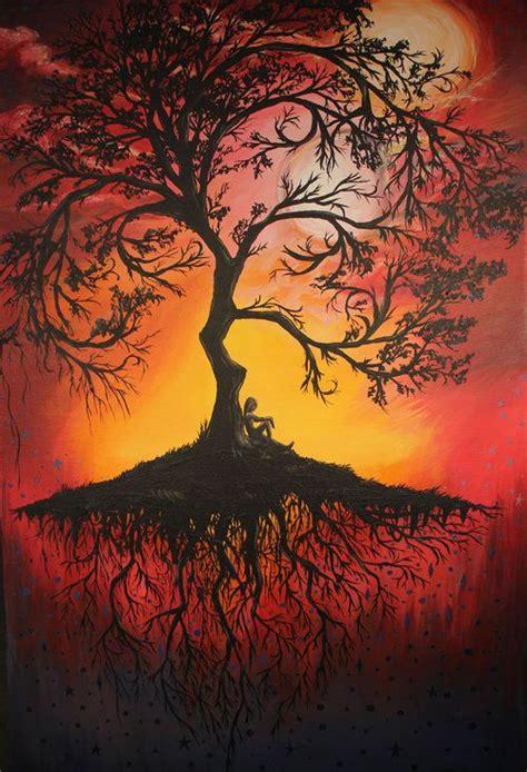 lif art 16 tree of life painting www pixshark com images