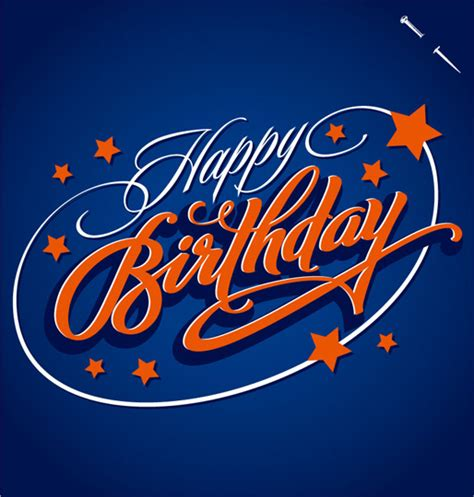happy birthday wishes text design happy birthday text vector free vector download 8 832
