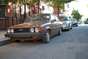 Toyota Corolla 1980 1 8 The Peep 1980 Toyota Corolla 1 8