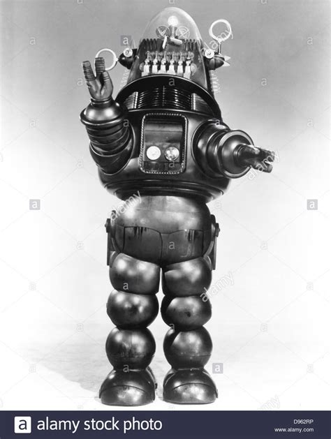 film robbie robot robbie the robot from mgm film forbidden planet 1956