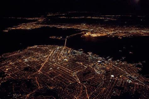 san francisco nightlife map san francisco aerial cityscape at view
