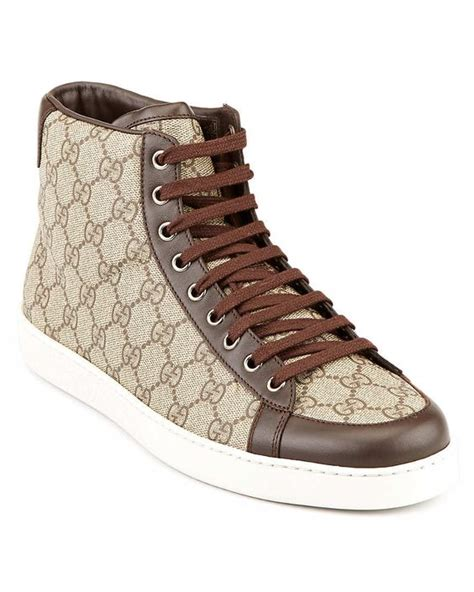 gucci house slippers gucci gg supreme canvas high top sneaker house of beccaria gucci inc