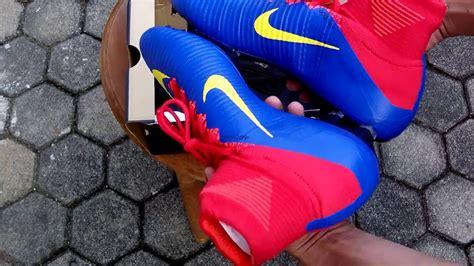 Sepatu Nike Raflikasepatukulitsepatukerjasepatuformalsepatucasual 26 sepatu bola nike id mercurial superfly fg blue yellow barcelona unboxing