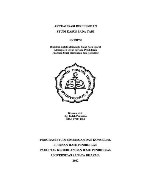 ⭐Yuk Lihat Aktualisasi Diri Lesbian Studi Kasus By Indah
