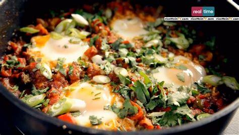 cucina con gordon ramsay real time cucina con ramsay ricette uova alla nordafricana