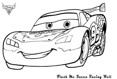 coloring pages for lightning mcqueen to print lightning mcqueen coloring pages to and print for