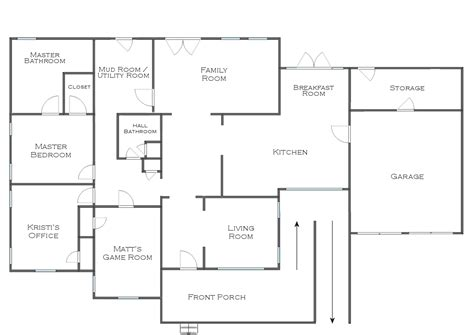 create a house plan how to get floor plans of a house numberedtype