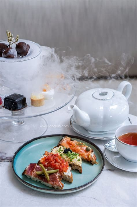 The Living Room Afternoon Tea by