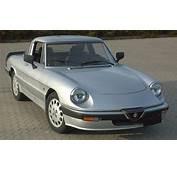 Alfa Romeo Spider 2000 QV  1989 Stelvio