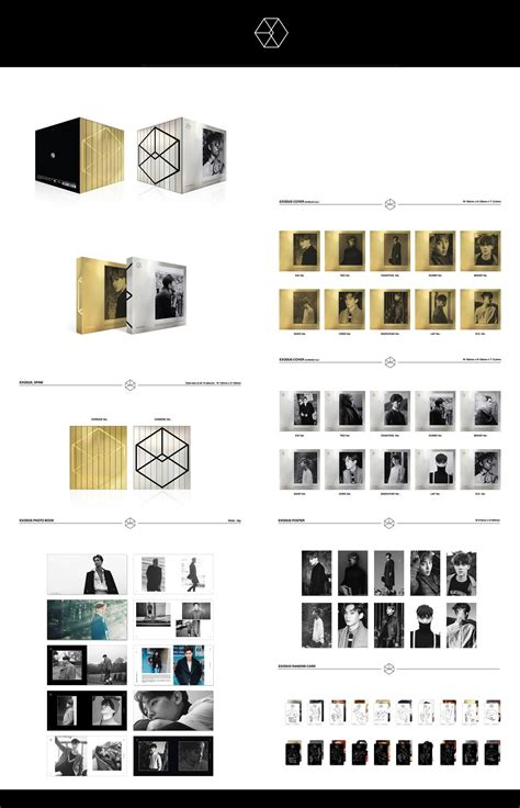 exo album download exo s 2nd studio album quot exodus quot will be available in 20