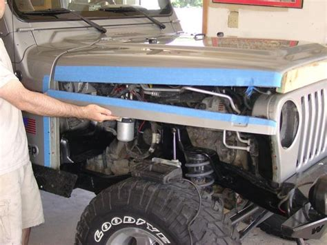 diy highline fenders jeeps mods names and diy and crafts