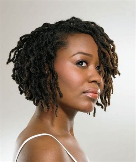 short dreadlock styles for black women dreadfully short dreadlock hairstyles for black women popular long