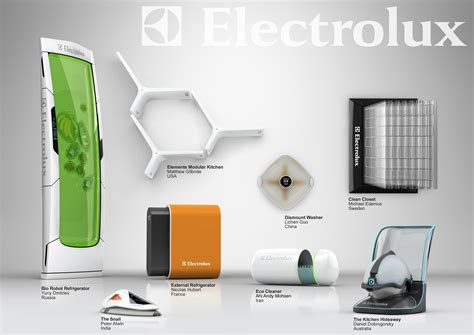 design lab brand eight electrolux design lab finalists presented