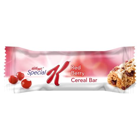special k energy drink kellogg s special k berry cereal bars 23g cereal