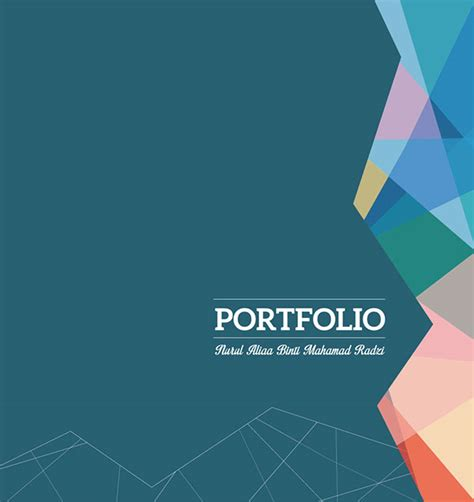 design cover portfolio portfolio design on behance