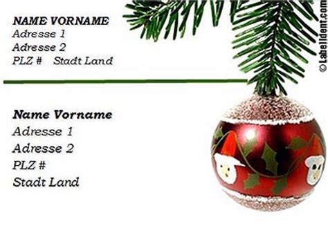 Word Vorlage Weihnachten Kostenlos Adressetiketten Vorlage Word 2003 F 252 R Weihnachten Zum Herunterladen Labelfox