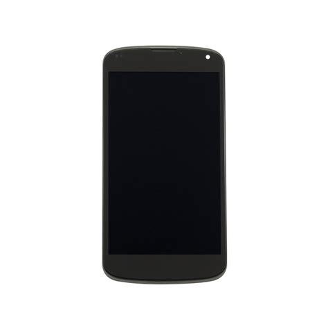 Lcd Touchscreen Frame Lg Nexus 4 E960 Original nexus 4 e960 lcd touch screen with frame repairsuniverse