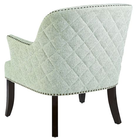 tweed armchair livia mist blue tweed armchair goodglance