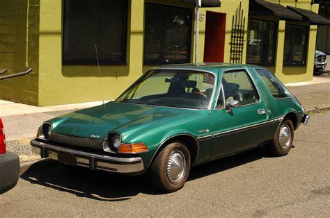old hatchback old parked cars 1977 amc pacer d l hatchback