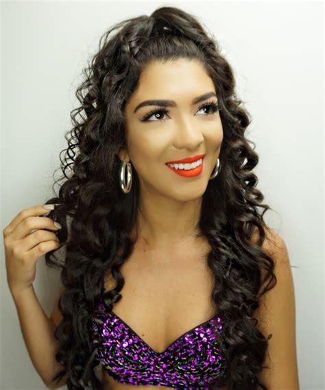 Selena Quintanilla Hairstyles by Selena Quintanilla Hairdos Gallery Wallpaper And Free