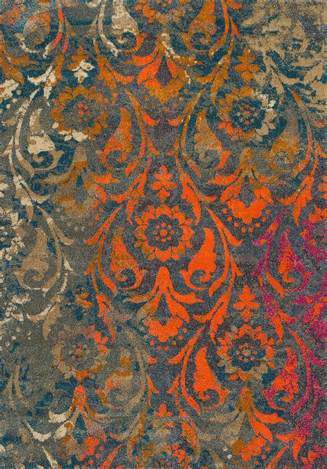 orange and teal area rug antiquity aq160 teal rug from the modern rug masters collection at modern area rugs