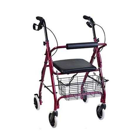 Sandal Outdoor Duro duro med 501 1012 0700 dmi freedom lightweight folding aluminum rollator walker with adjustable