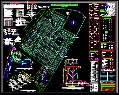diamamante top residential development dwg detail
