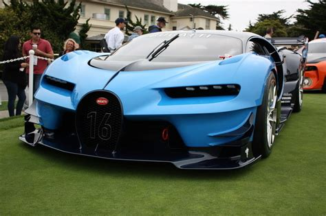 bugatti vision gran turismo review top speed