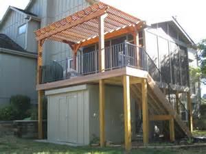 lenexa ks custom garden shed archadeck of kansas city
