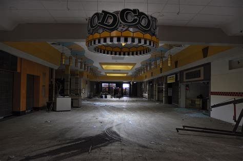 eerie abandoned shopping malls of america eerie photos of abandoned malls reveal a decaying side of
