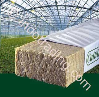 Jual Rockwool Cultilene Optimaxx griya hidroponik info perusahaan