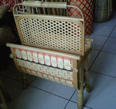 Keranjang Bambu kerajinan bambu 187 keranjang koran kerajinan bambu