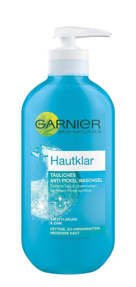 Zink Nägel by Garnier Hautklar Anti Pickel Wasch Gel T 228 Gliche