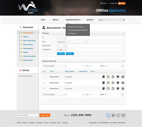 layout design application modern upmarket web design for wabbit sa by mayank patel