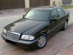mercedes c class 2000 of exceptional leo member
