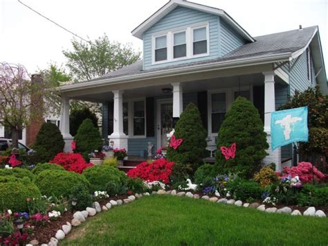 ideas for the house front of house landscaping ideas theydesign net