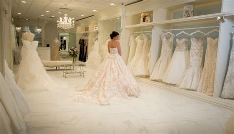 wedding salon bucks county has a brand new bridal salon meet la