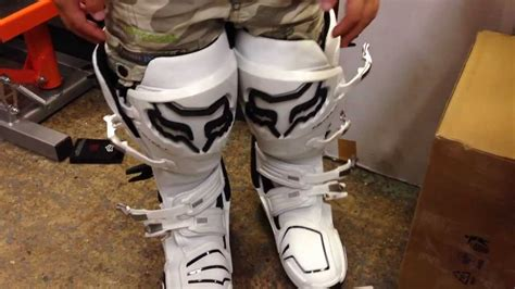 fox motocross boots 2013 fox instinct motocross boots