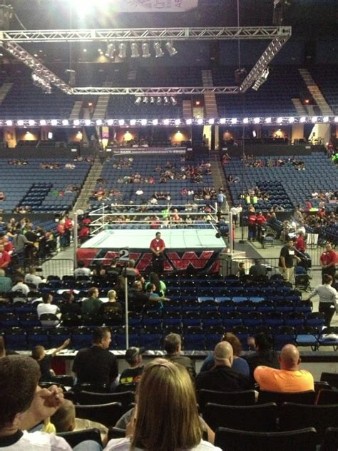 section 8 ontario ca wwe live this seat was section 104 row h seats 5 6 7 yelp