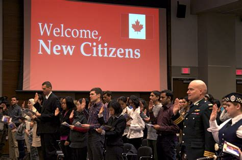Forum And Citizenship by Canada Second Class Citizenship Goes Into Effect